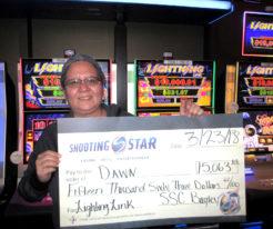 Big Winner! Dawn