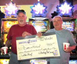 Winners Dean & Richard