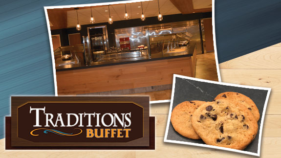 Traditions Buffet Shooting Star Casino Minnesota Casino