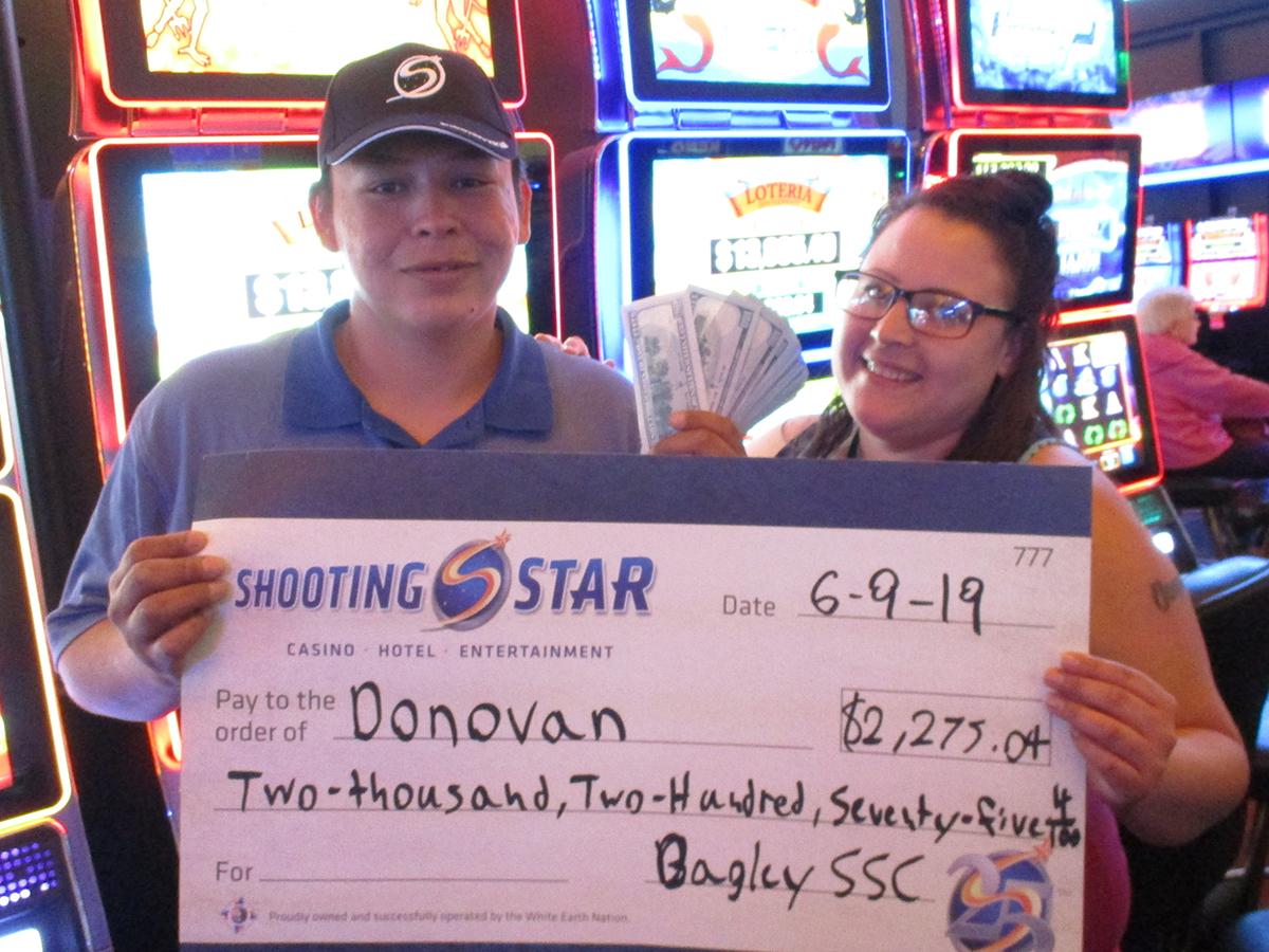 Donovan   $2,275
