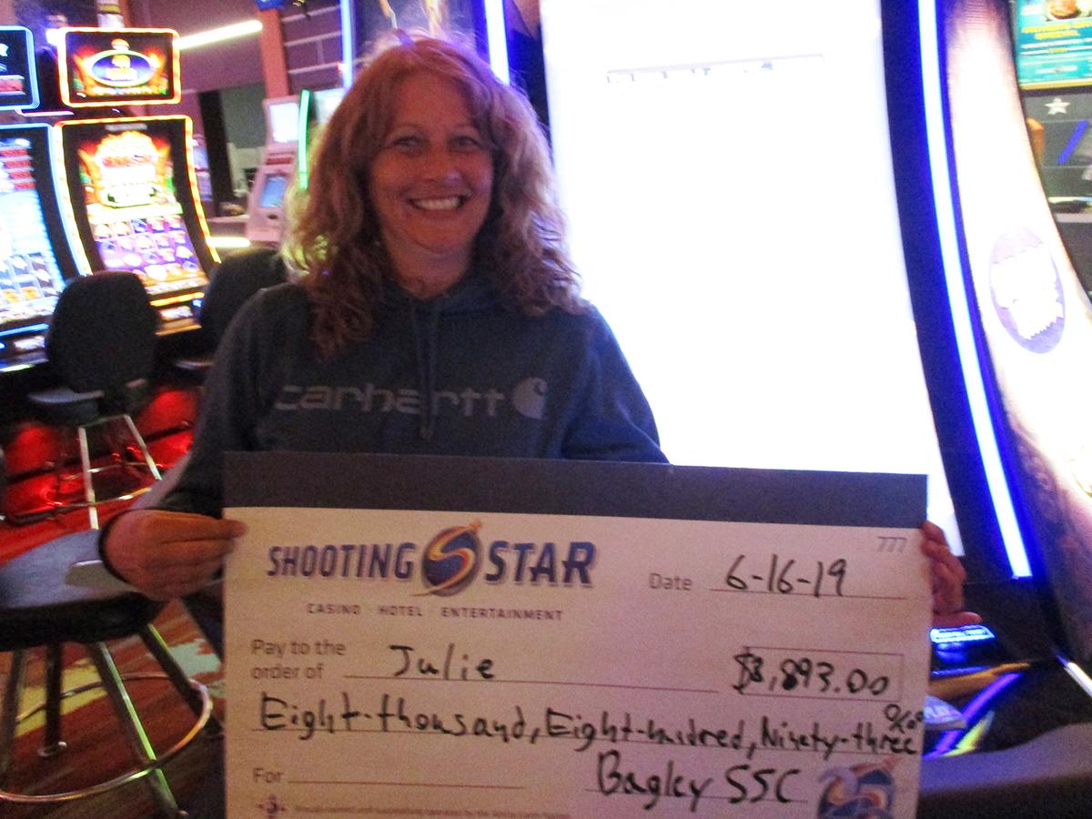 Julie   $8,893