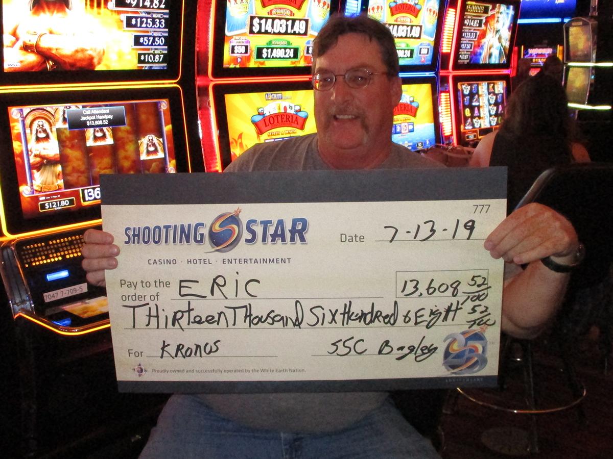 Eric | $13,608