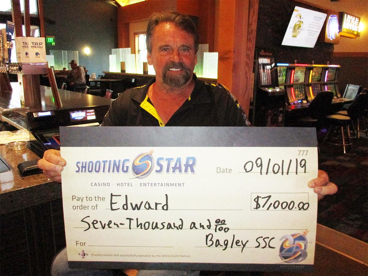 Edward | $7,000