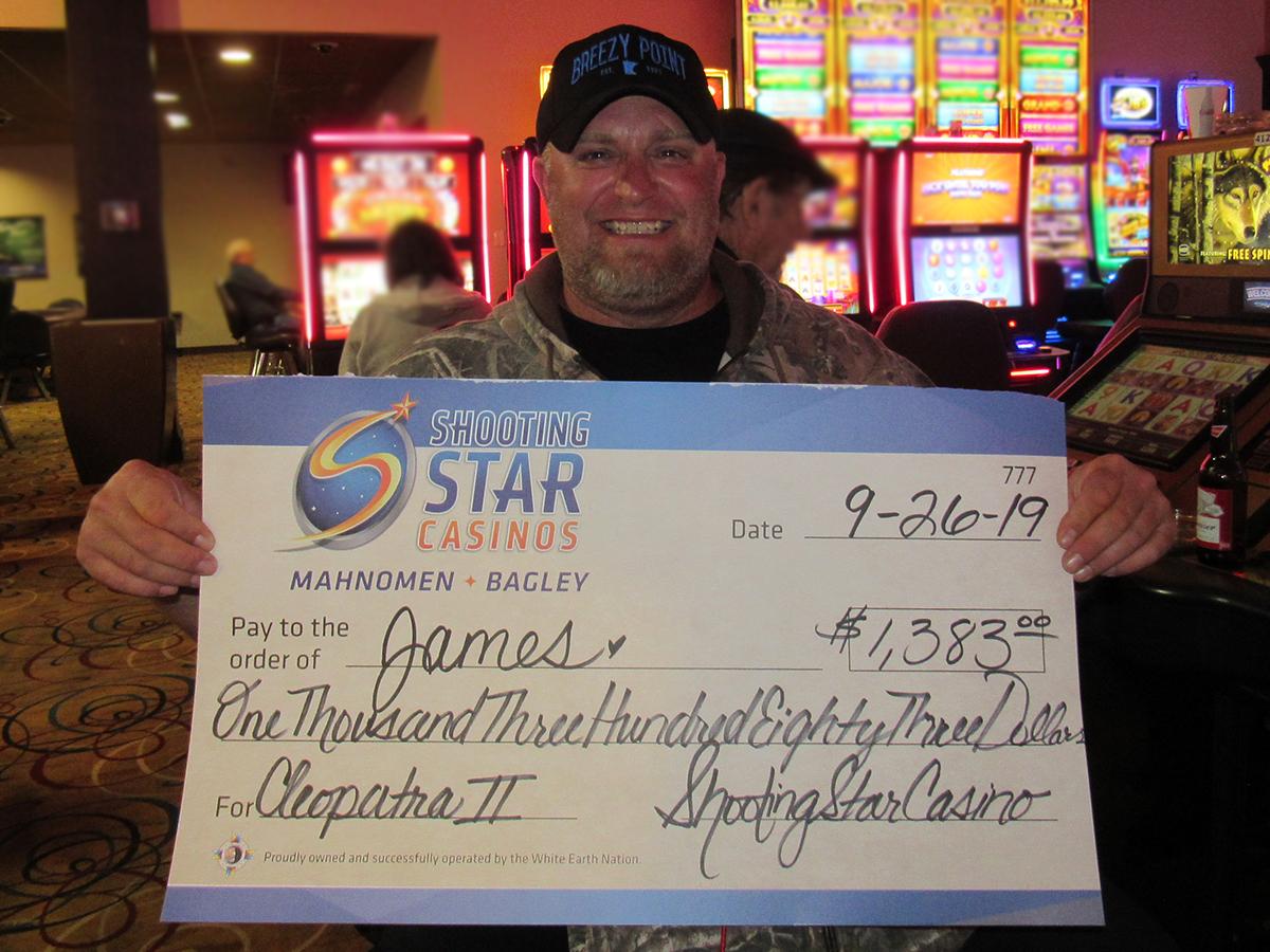 James   $1,383