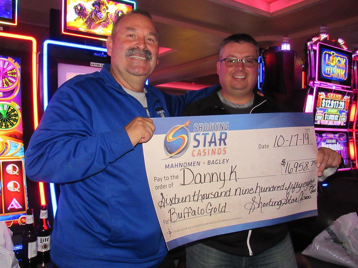 Danny   $16,958