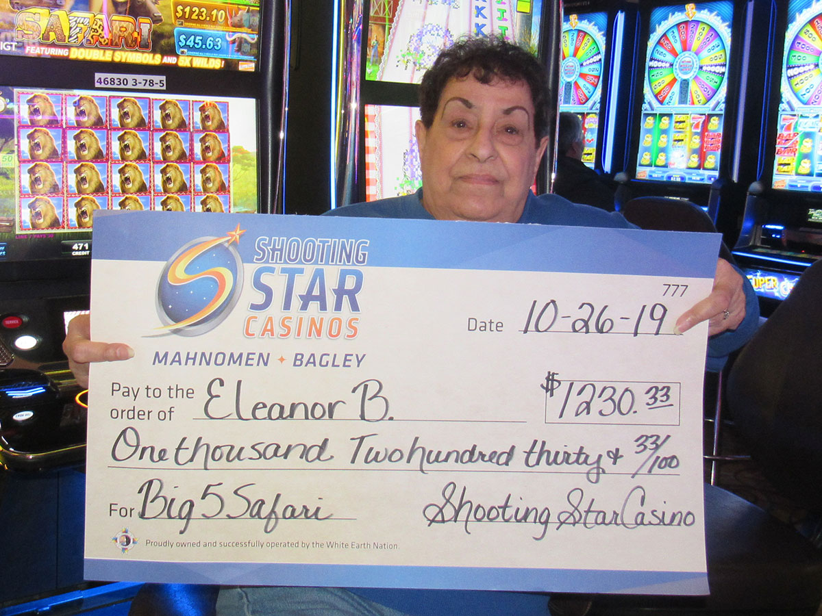 Eleanor   $1,230