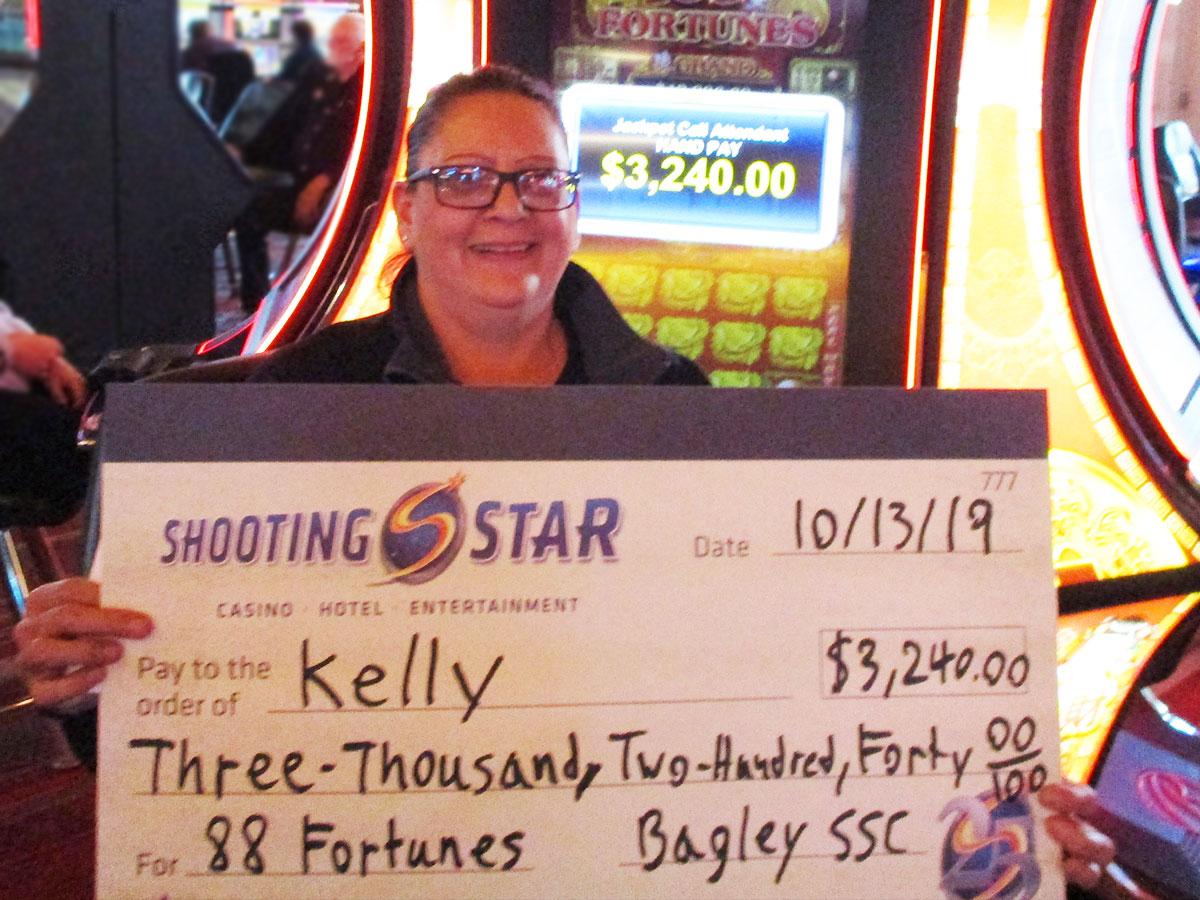 Kelly | $3,240