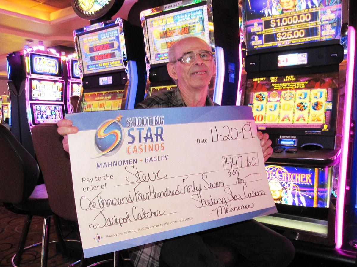 Steve | $1,447