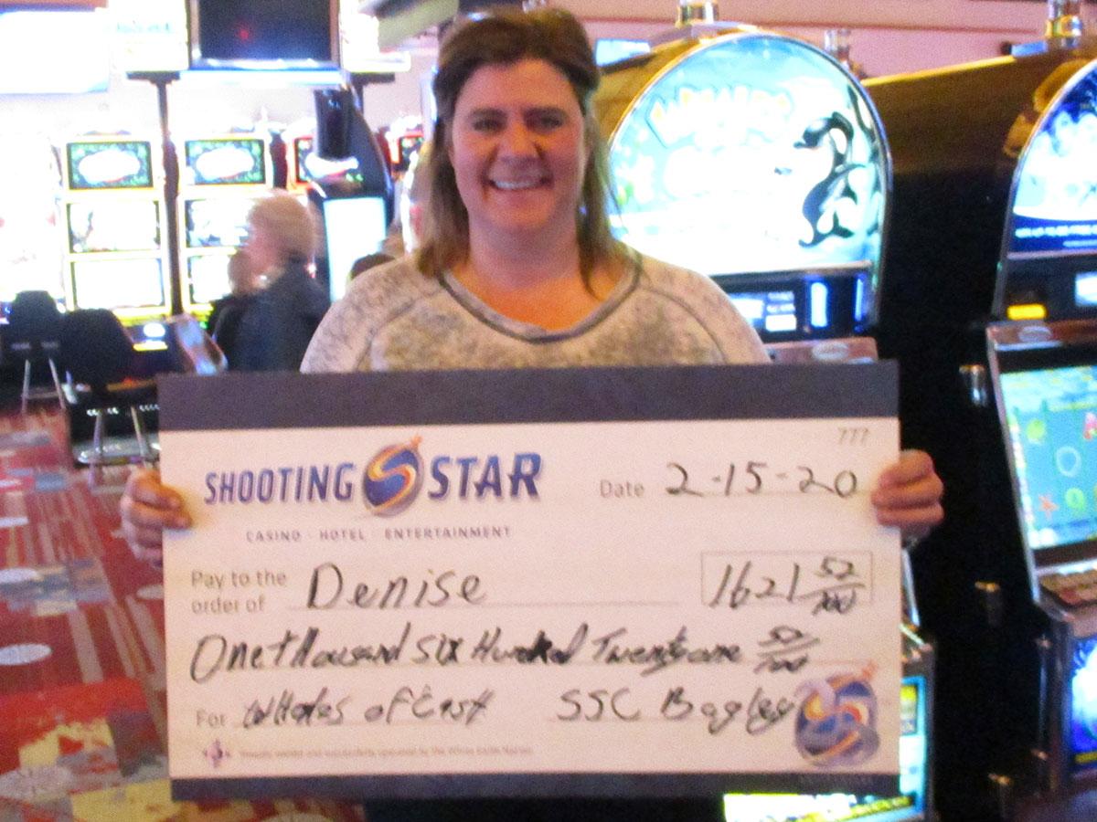 Denise | $1,621.52