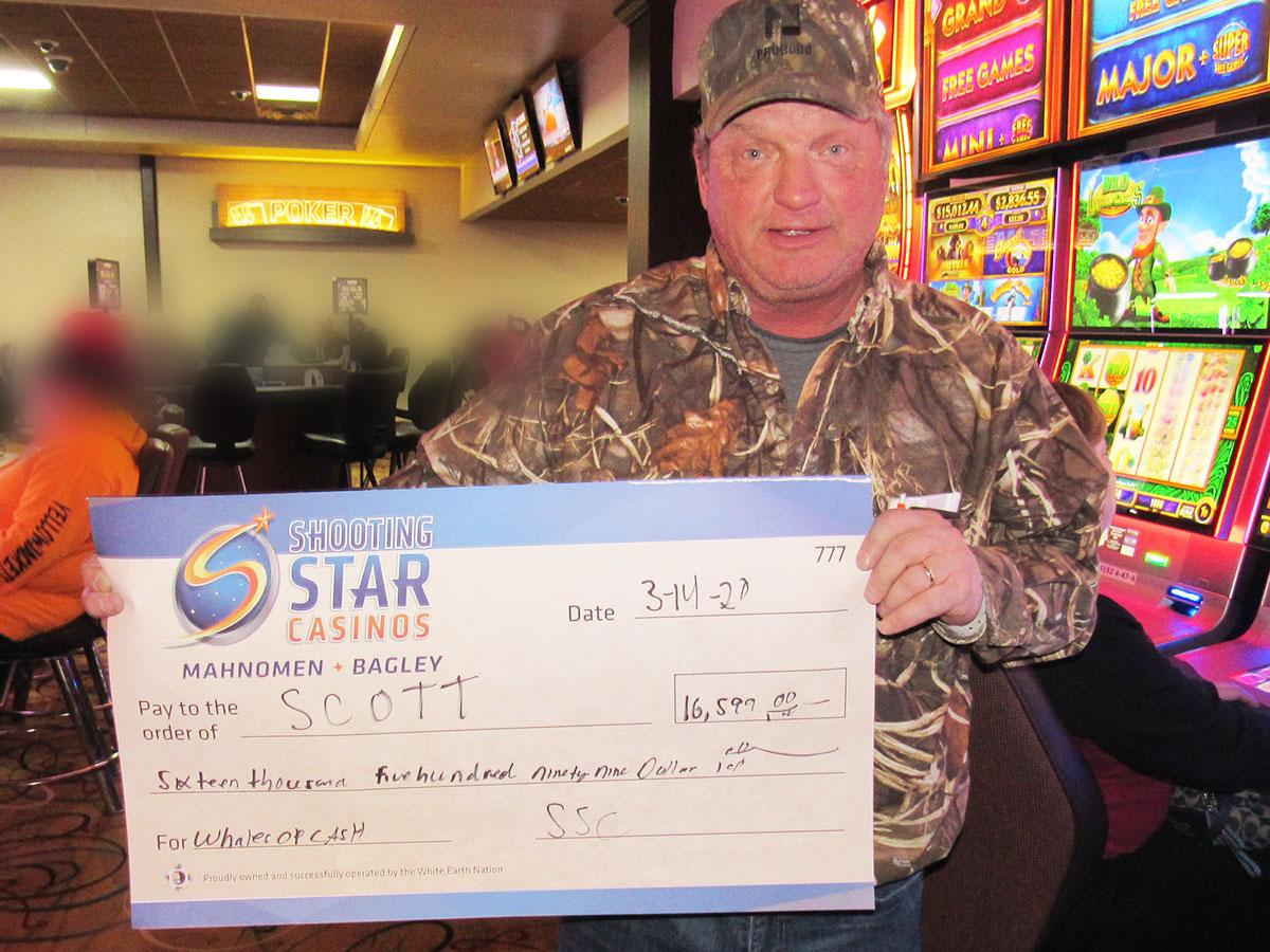 Scott | $2,158.16