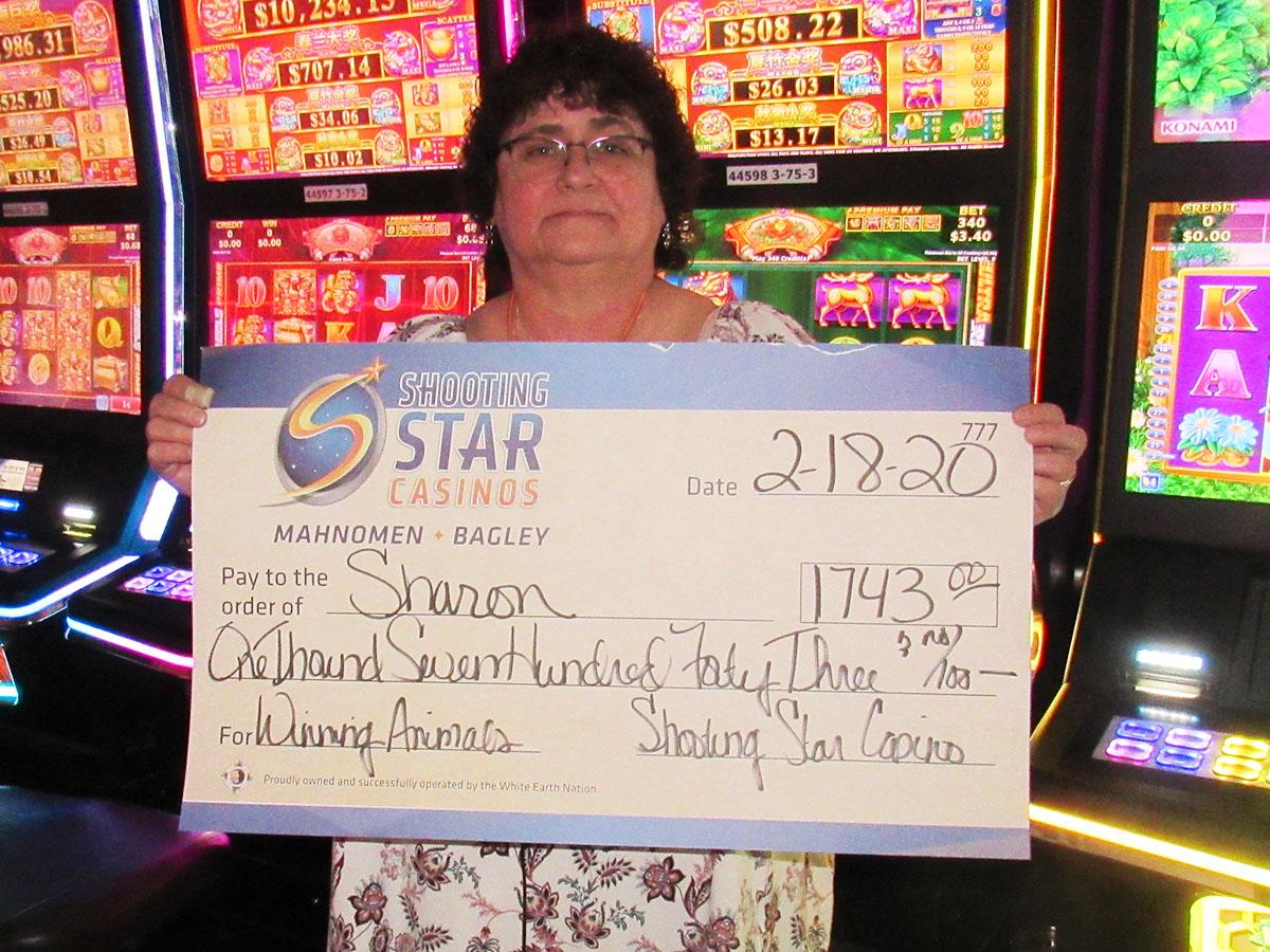 Sharon | $1,743