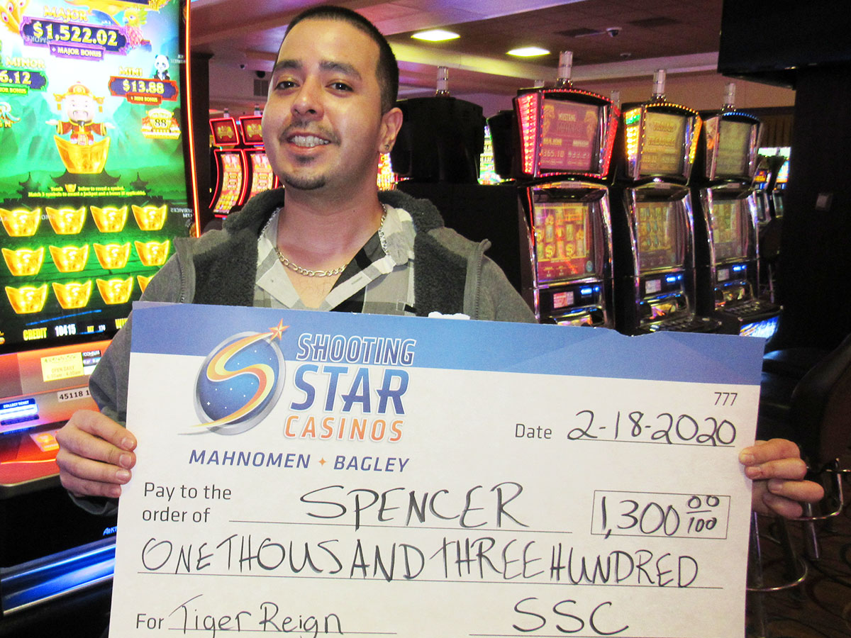 Spencer | $1,300
