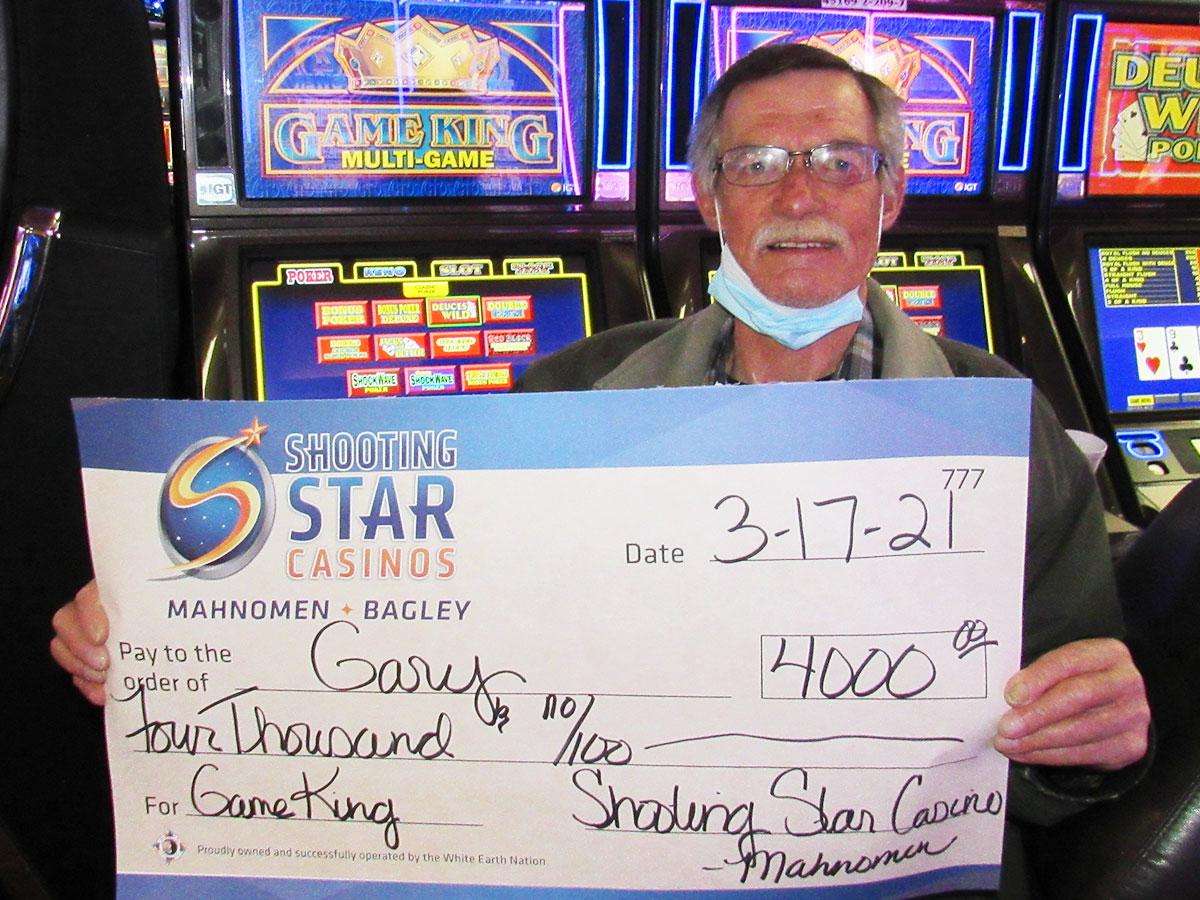 Gary   $4,000