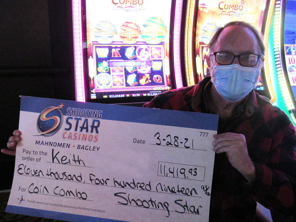 Keith   $11,419.93